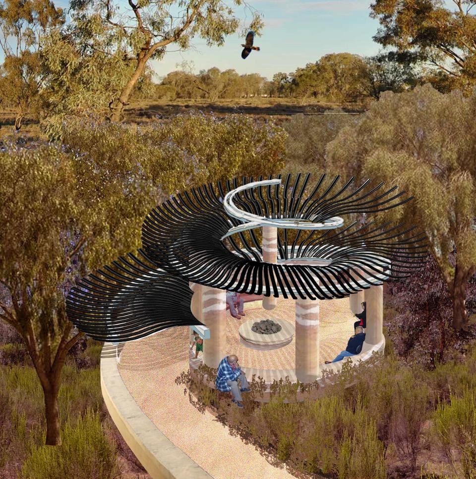 Aboriginal memorial garden becomes a reality | Indigenous Community ...